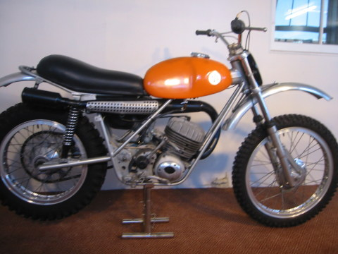 1970 AJS 250 Stormer Photo